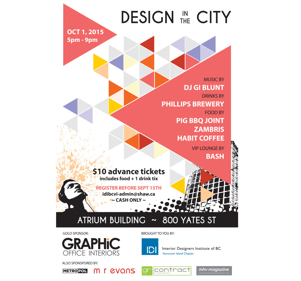 Design In The City_poster